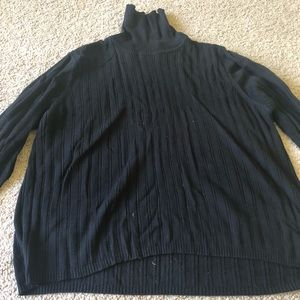 Eddie Bauer high neck sweater